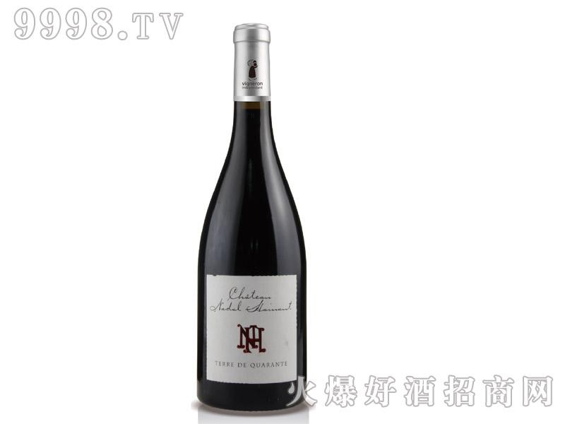 红土地干红葡萄酒