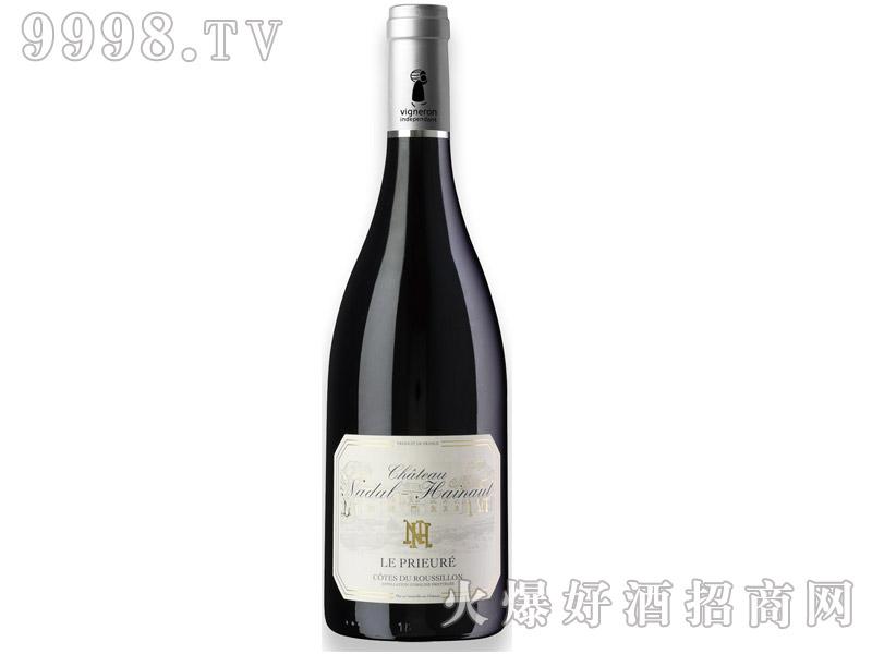 纳达尔・爱诺庄园修道院干红葡萄酒