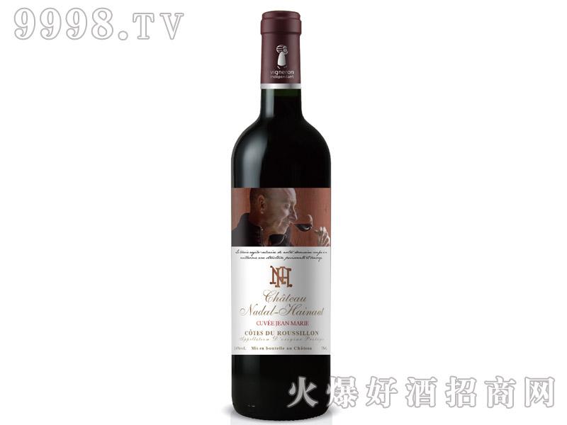 让・玛莱庄主干红葡萄酒