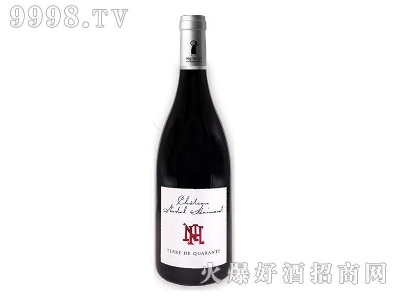 纳达尔・爱诺庄园红土地干红葡萄酒