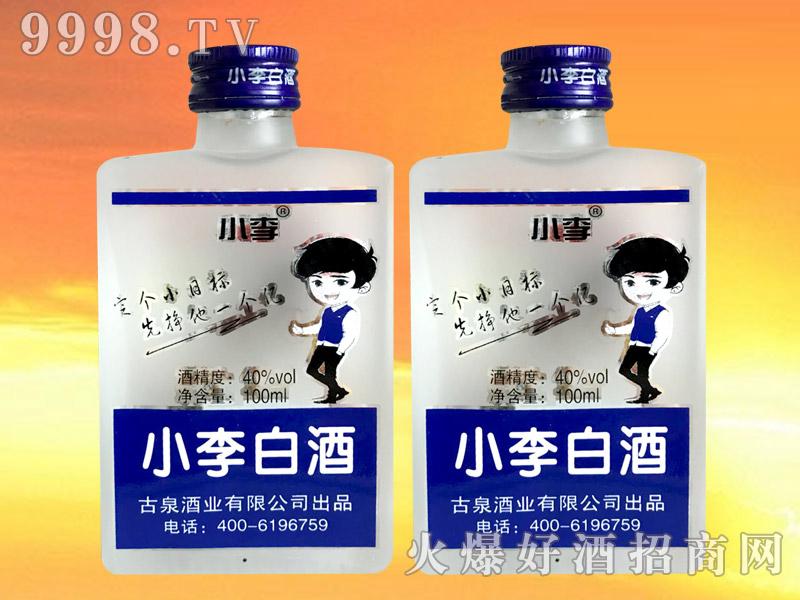 小李白酒40°100ml