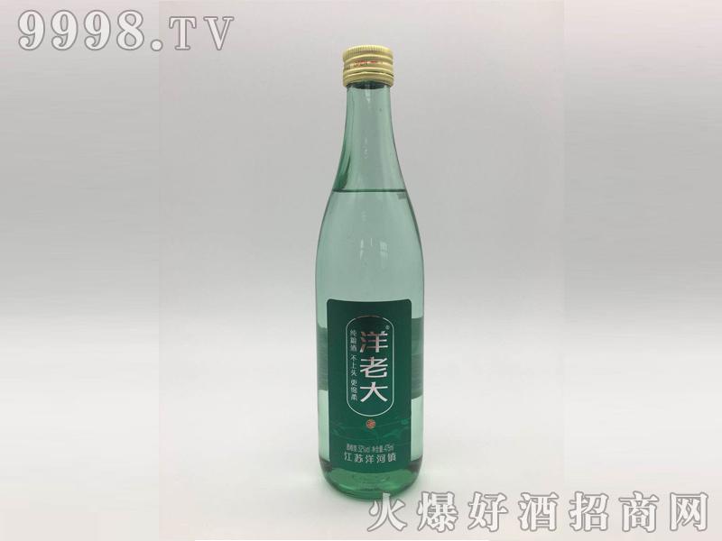 洋老大酒52度475ml