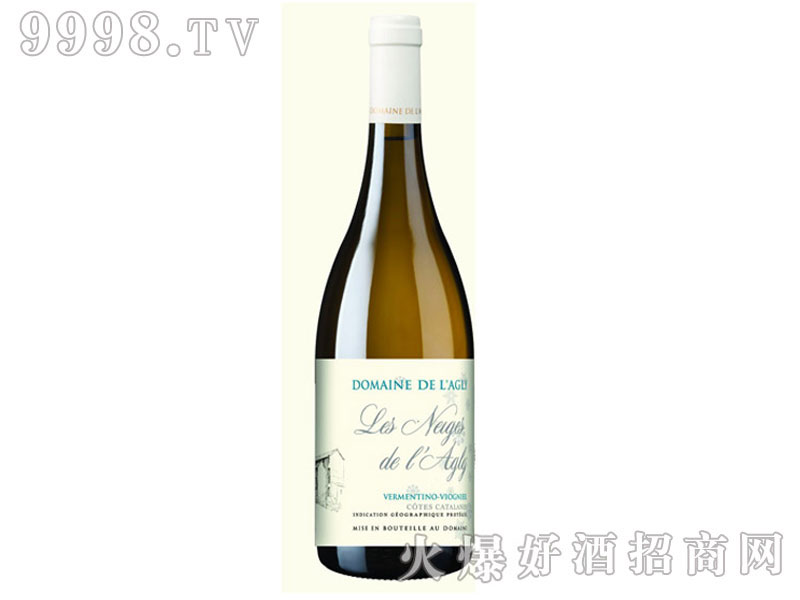 雄鹰酒庄飘雪干白葡萄酒
