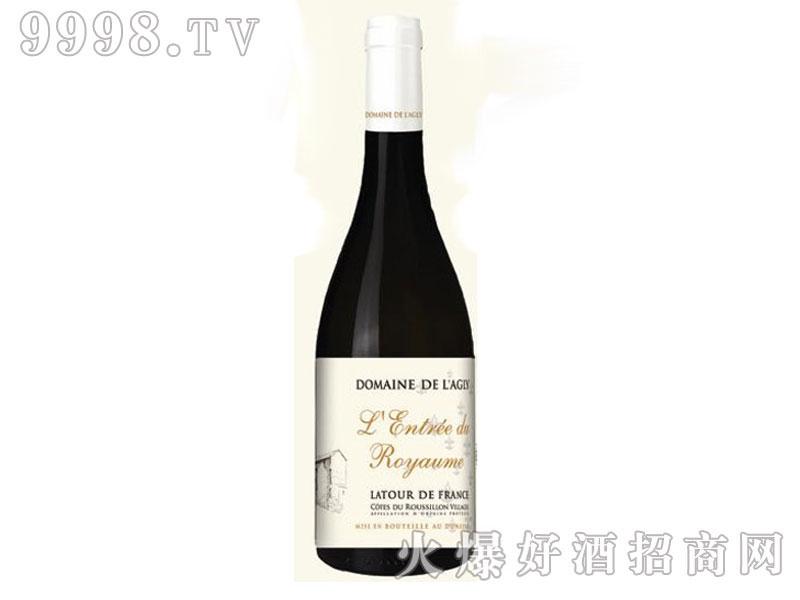 雄鹰酒庄皇家之门干红葡萄酒