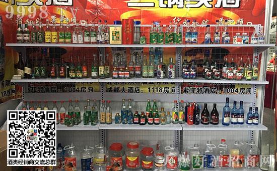 糖酒会聚焦:代理正宗二锅头就选北京京水桥酒业