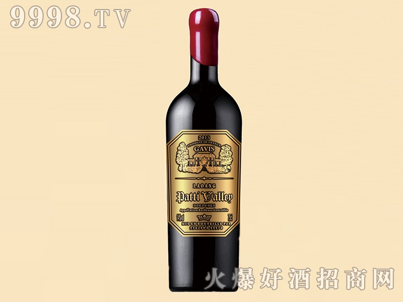 帕蒂河谷・洛昂干红葡萄酒