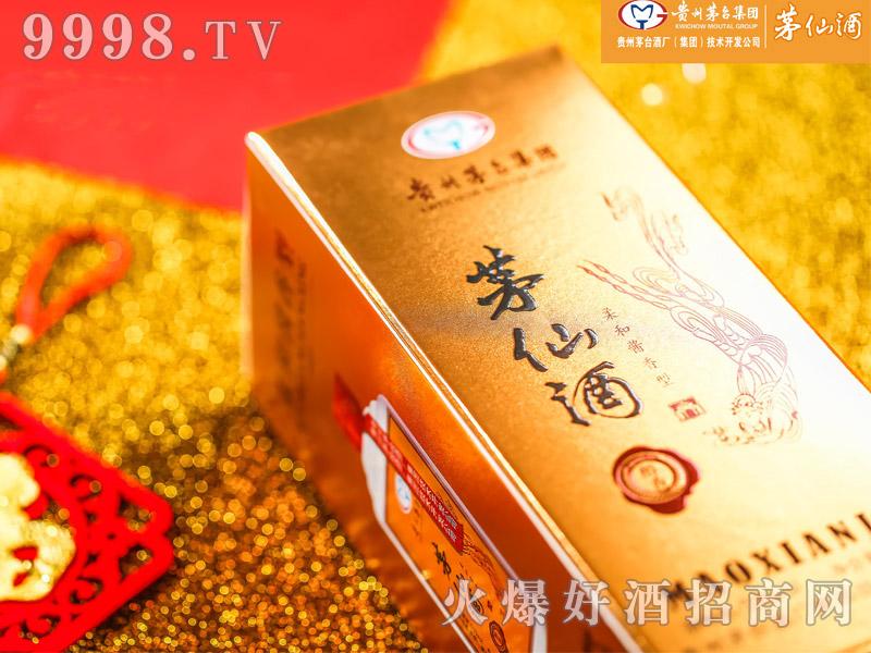 茅仙酒・醇香(盒子展示)