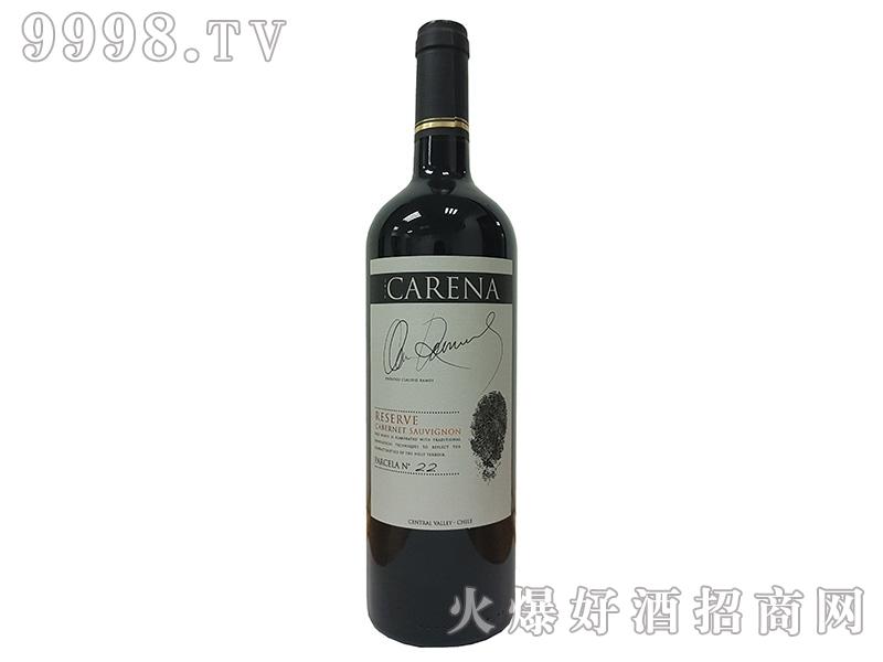 智利凯仑娜酿酒师珍藏干红葡萄酒