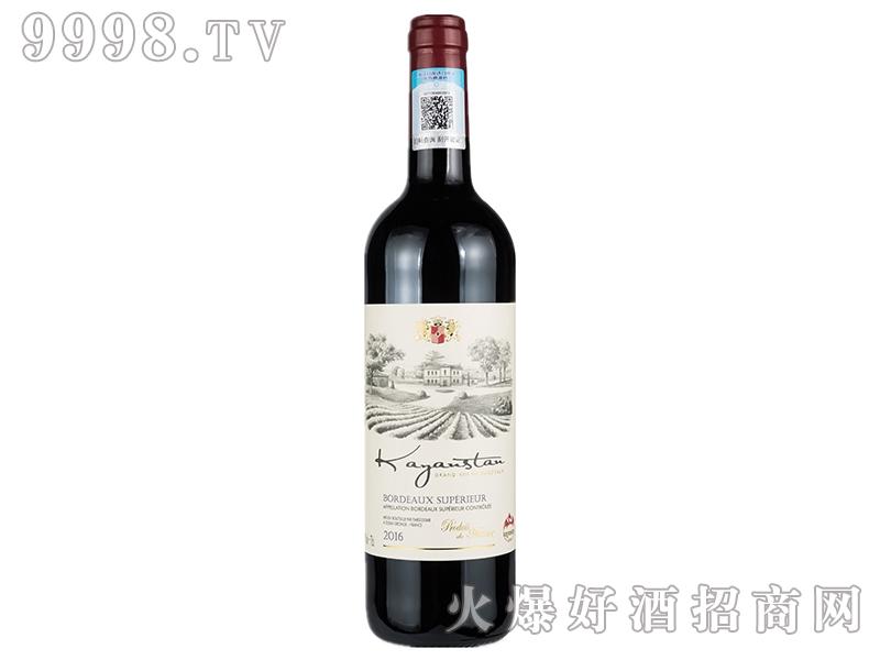 凯岩城超级波尔多干红葡萄酒