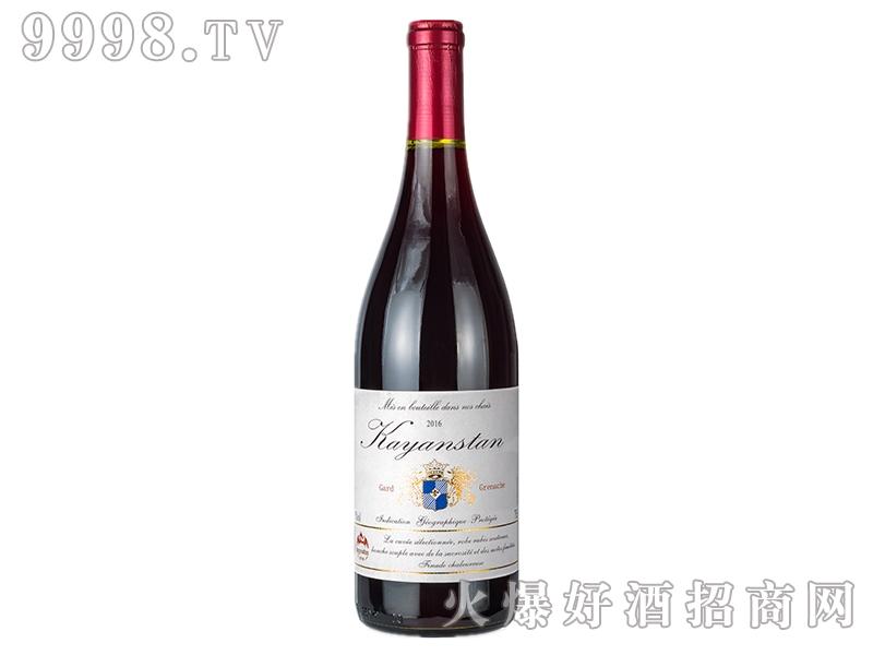 凯岩城15度干红葡萄酒