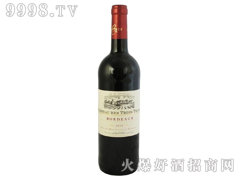 三塔城堡干红葡萄酒
