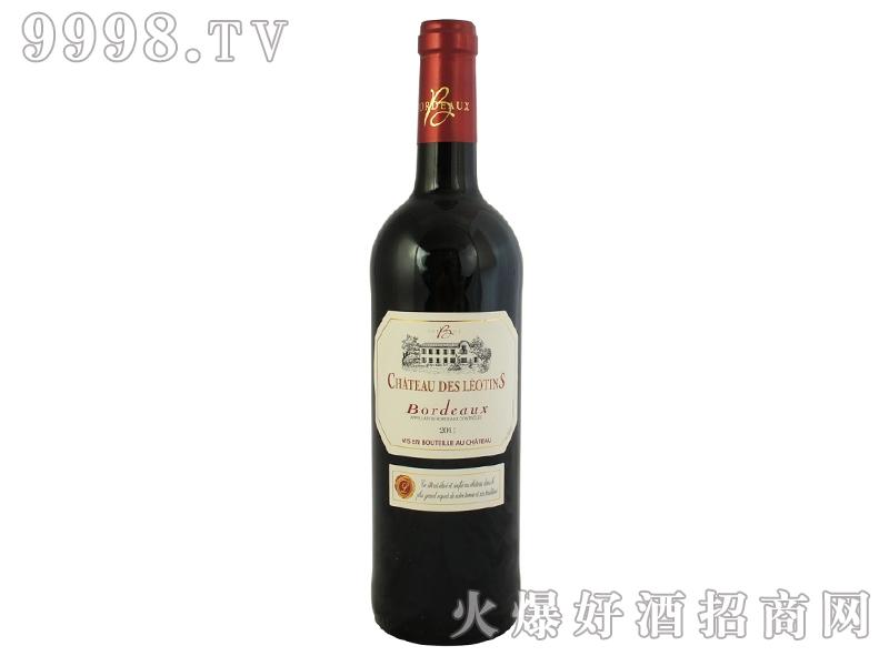 雷霆城堡干红葡萄酒