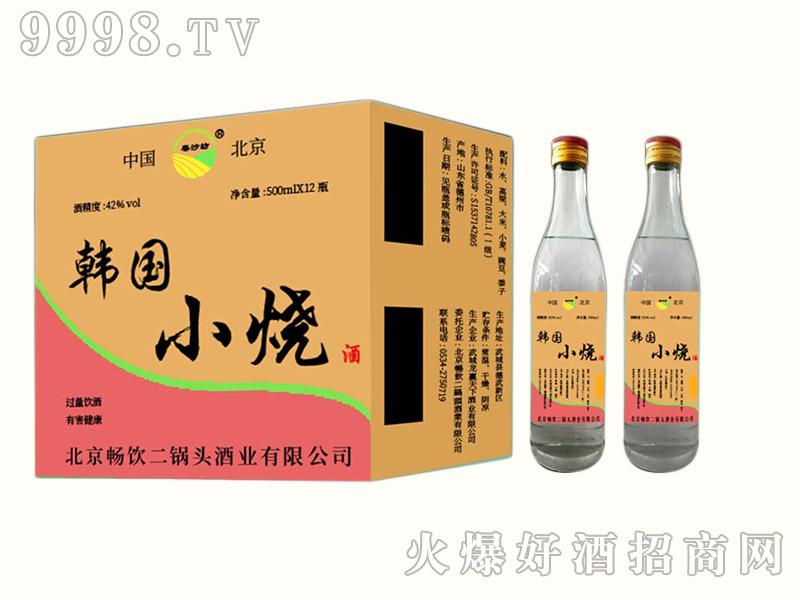 韩国小烧酒(黄标)