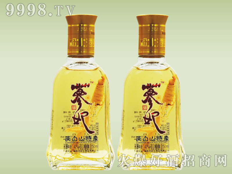 参妃人参玛咖酒150ml