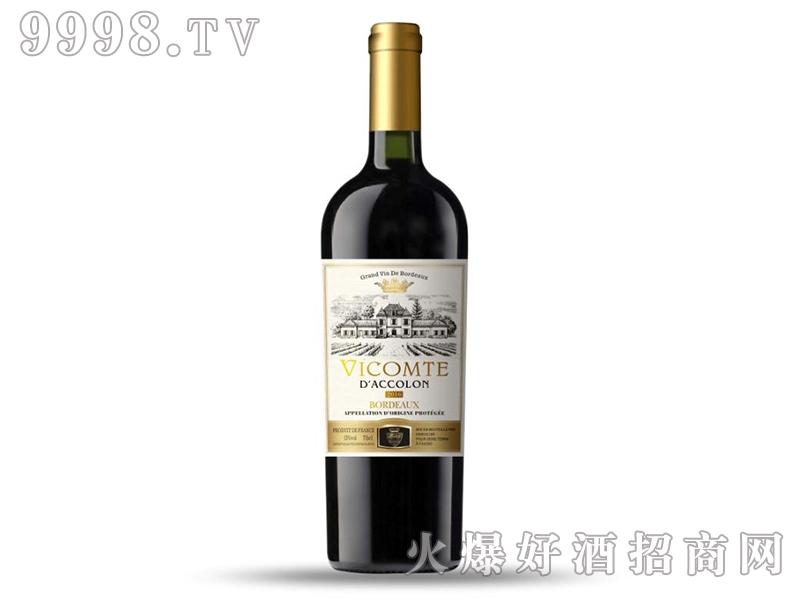 杜南公爵干红葡萄酒
