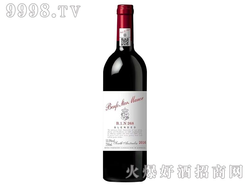 奔富明星庄268干红葡萄酒