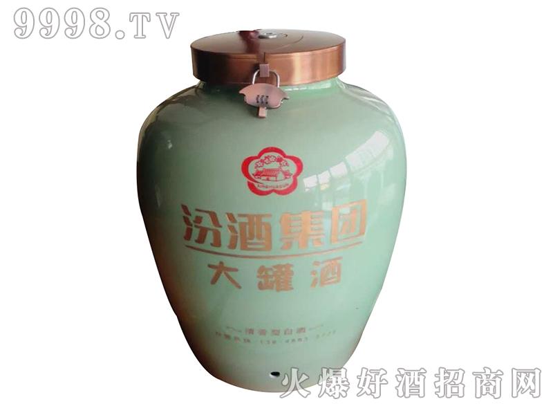 汾酒集团大罐酒青坛