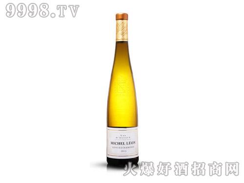 法国米歇尔琼瑶浆干白葡萄酒