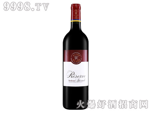 法国拉菲珍藏波尔多干红葡萄酒