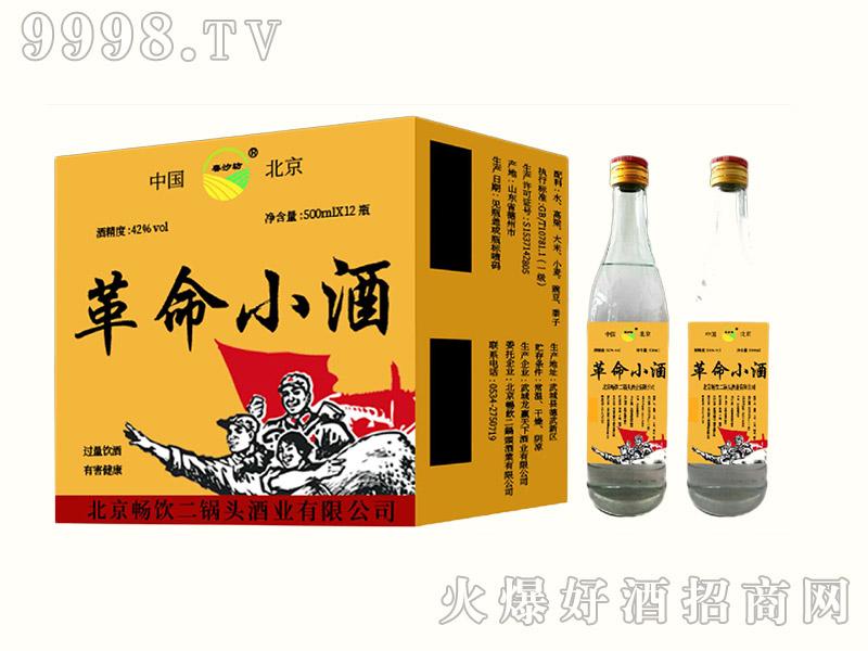 革命小酒500mlx12瓶