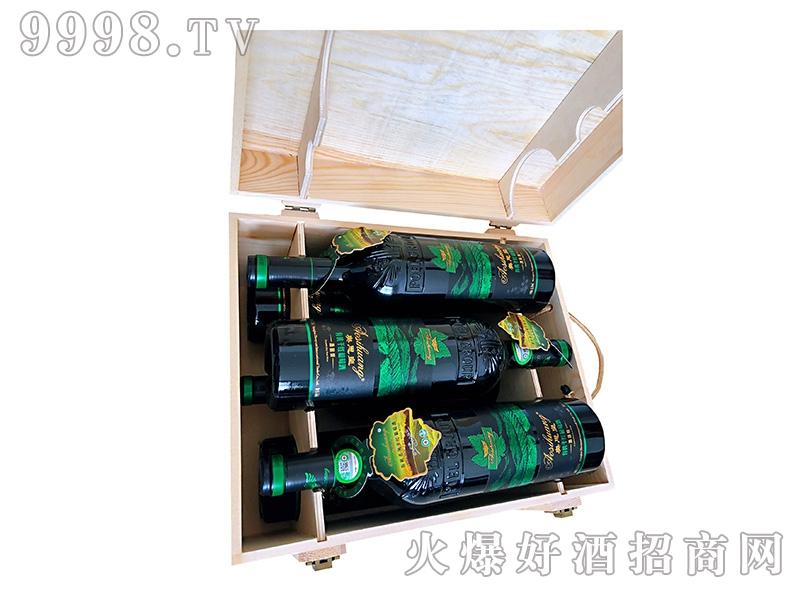 奥思皇・有机干红葡萄酒酒田级盒装