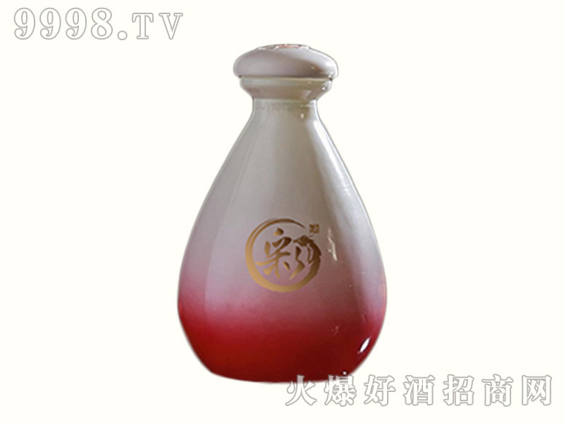 彩酒―中国红
