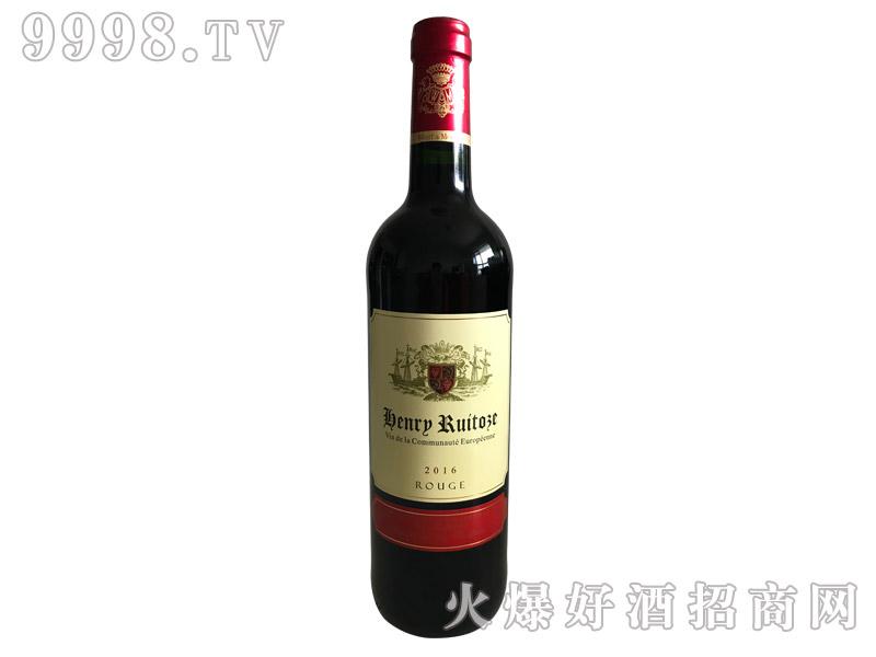 法国原瓶进口干红葡萄酒