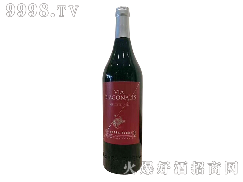 威帝干红葡萄酒2010