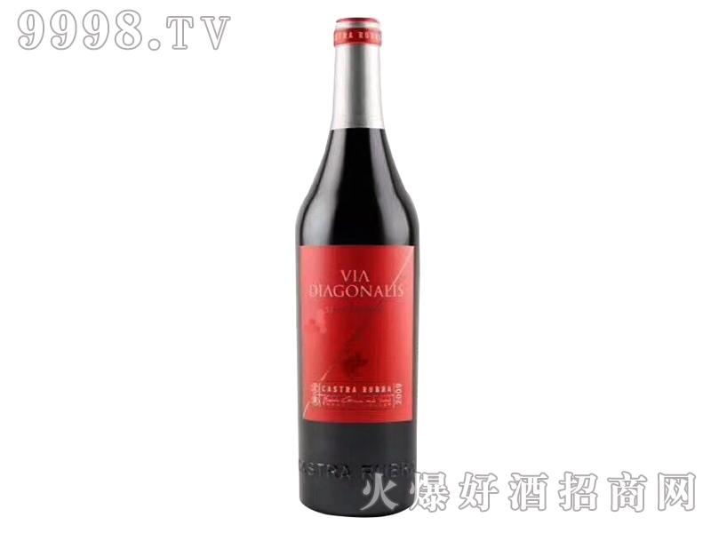 威帝干红葡萄酒