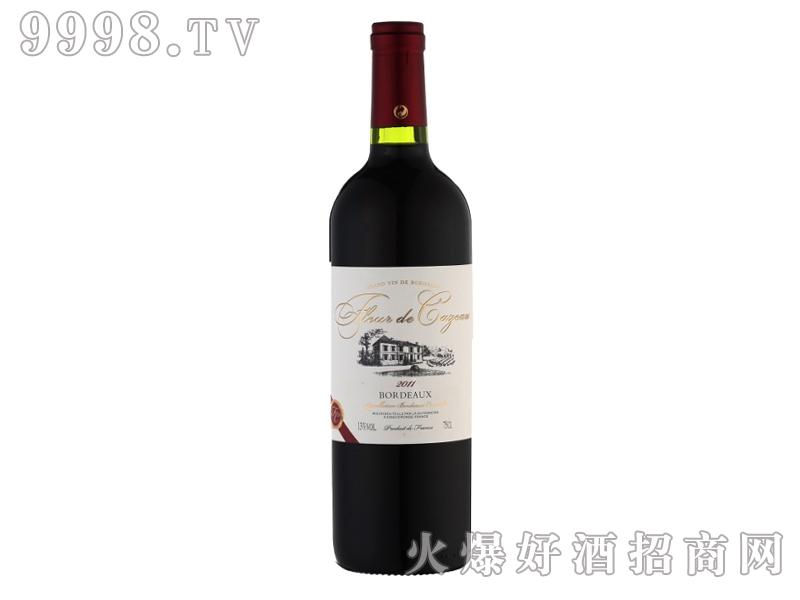 凯族城堡干红葡萄酒2011