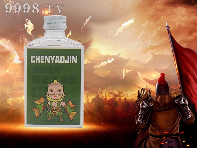 最强王者-程咬金酒