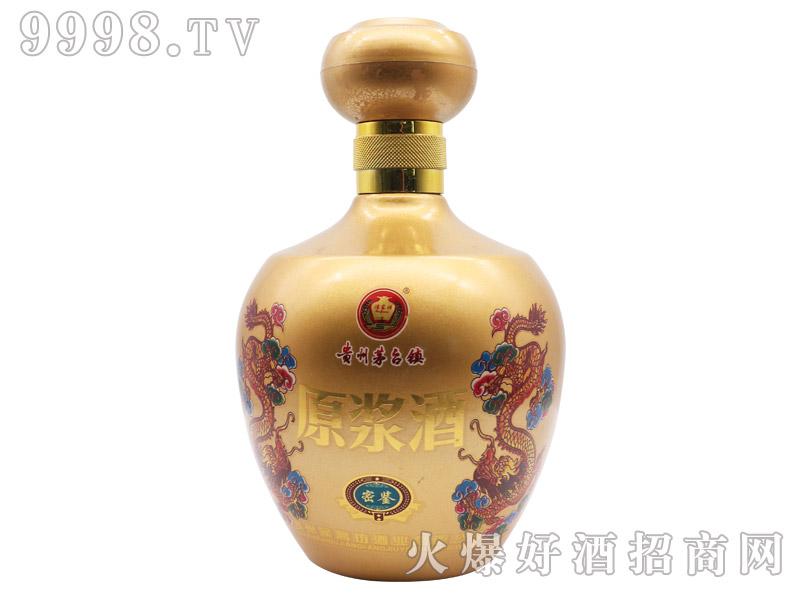 密鉴原浆酒(金坛)