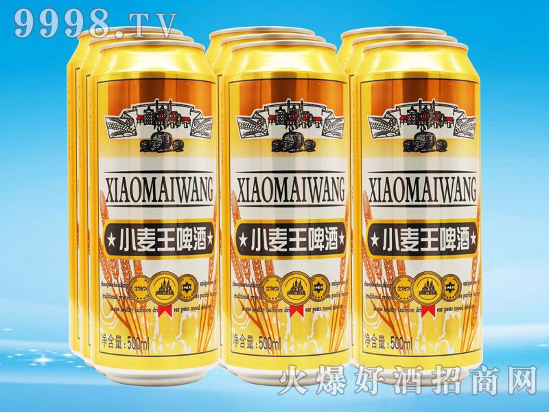 超群小麦王啤酒500ml×9罐