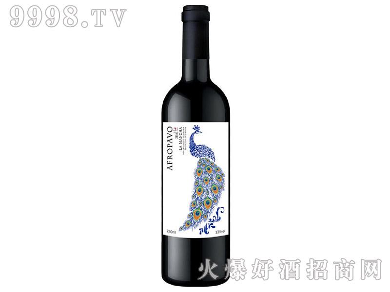 13°西班牙蓝雀干红葡萄酒750ml