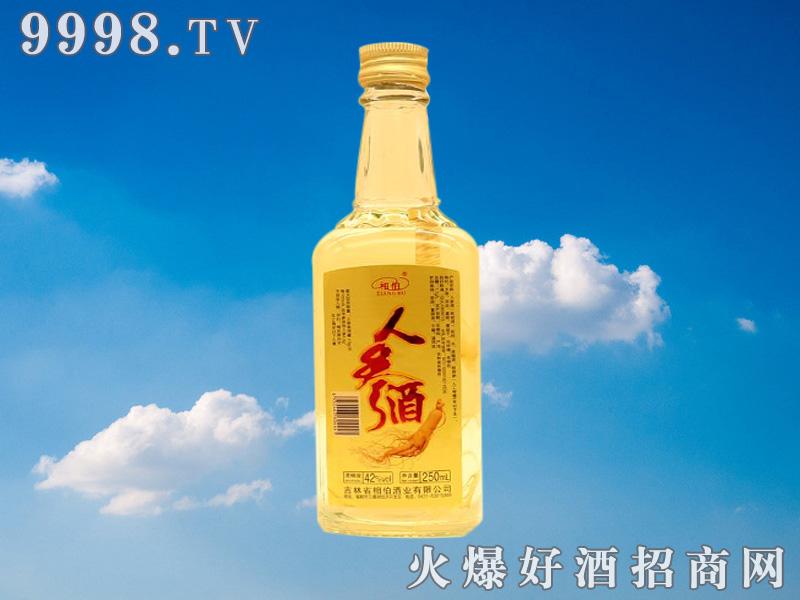 相伯人参酒42度250ml(9)