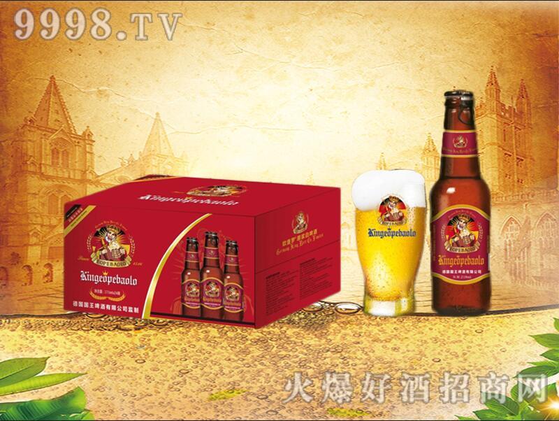 德国国王・欧堡罗原浆白啤275ml-005