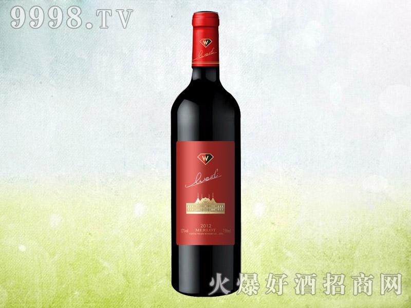 城堡美乐干红葡萄酒