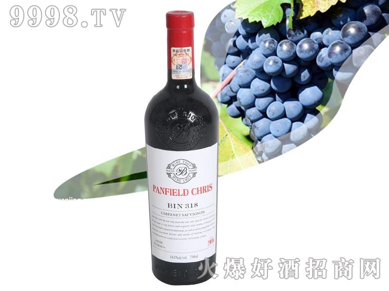 奔富克鲁斯318干红葡萄酒