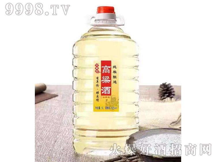 北粮村高粱酒60度 5L 浓香型白酒