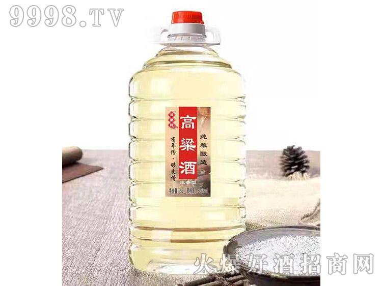 北粮村高粱酒60度 5000ml 浓香型白酒