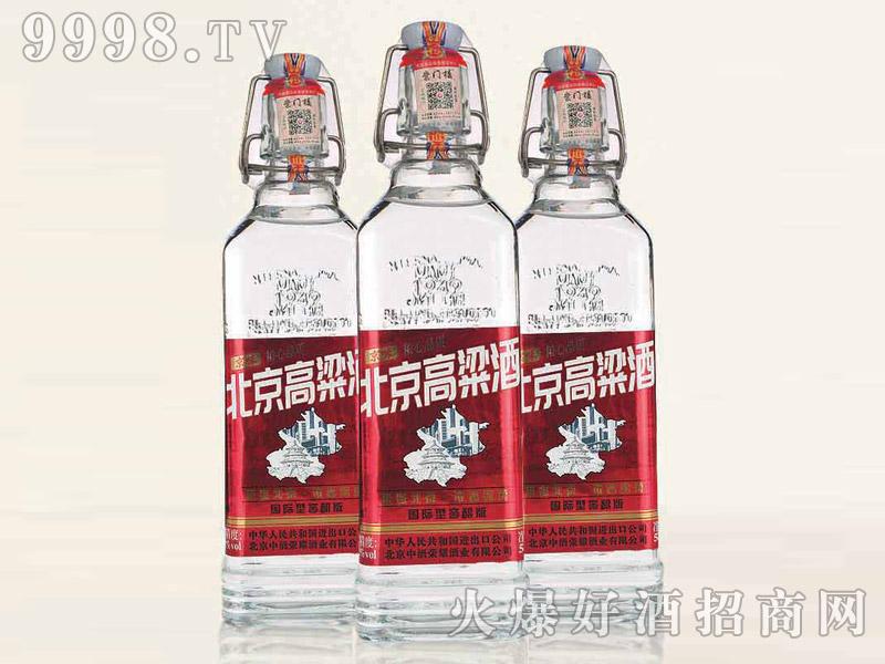 北京高粱酒42°500ml清香型白酒