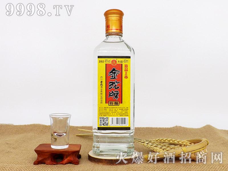 金砣牌特曲45°450ml浓香型白酒