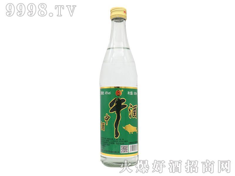 酒中牛酒500ml