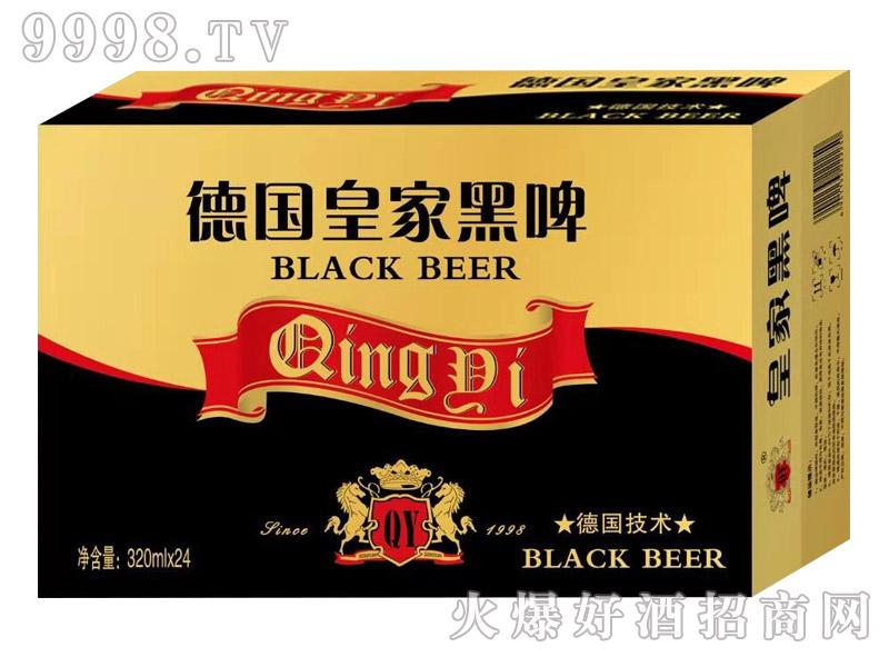 青源德国皇家黑啤酒320ml×24