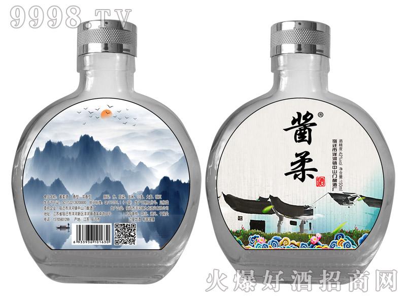 酱柔青春时尚小酒42°150ml浓香型白酒