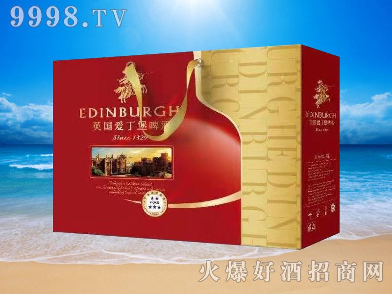 英国爱丁堡啤酒金爵330ml×15新礼盒
