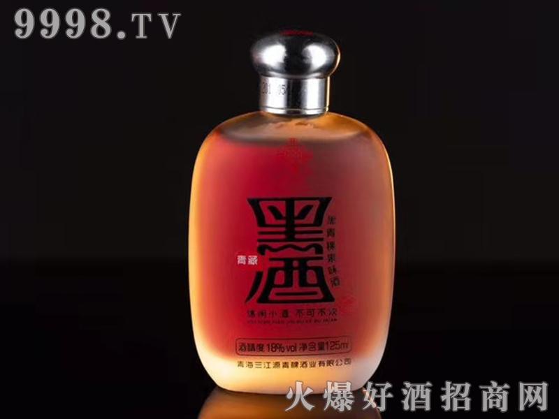 青藏黑酒125ml