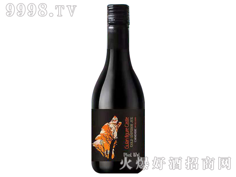谷兰图城堡金帝爵干红葡萄酒