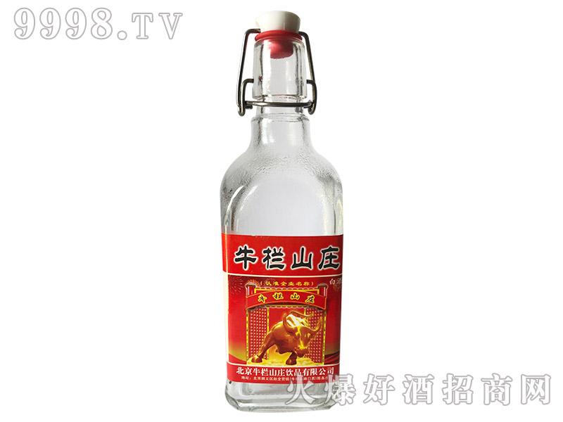 牛栏山庄白酒42度500ml浓香型白酒