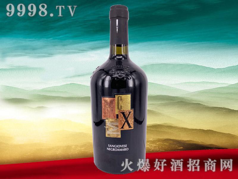 罗马1910桑娇维塞黑曼罗干红葡萄酒